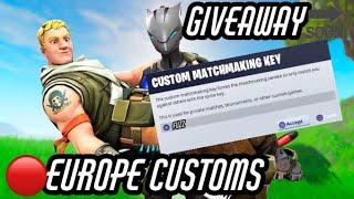 (EU) Customs/Creative/Squads