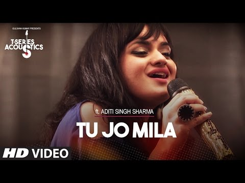 Tu Jo Mila Lyrics - Aditi Singh Sharma | T-Series Acoustics