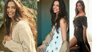 Deepika Padukone Looks Stunning In Latest Photoshoot | Deepika Padukone