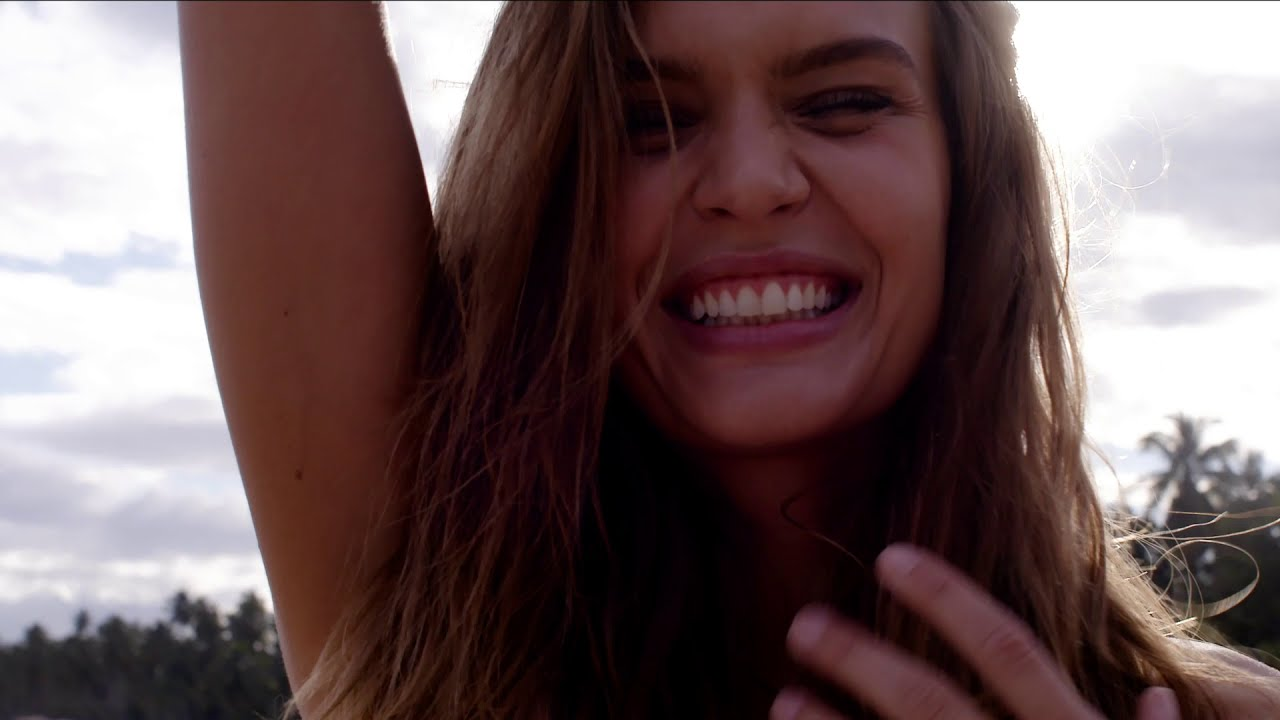 Behind The Scenes With Josephine Skriver In The Dominican Republic