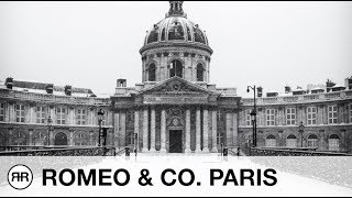 HAUTE COUTURE PARIS FASHION WEEK WINTER 2019/20 OFFICIAL FILM - METIERS D'ART by ROMEO & CO.