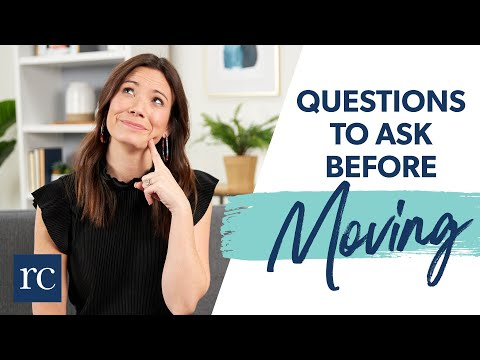 8 Money Questions to Ask Before You Move
