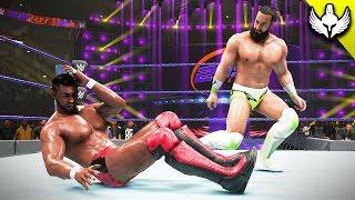 TARGET ON YOUR BACK... | #18 | WWE 2K19 Cameron Collins Career Mode