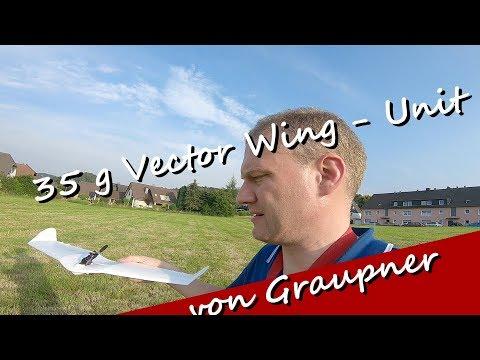 Graupner Vector Wing #01 mit Unit Antriebsset - bin ich zu blöd dafür? - UCNWVhopT5VjgRdDspxW2IYQ