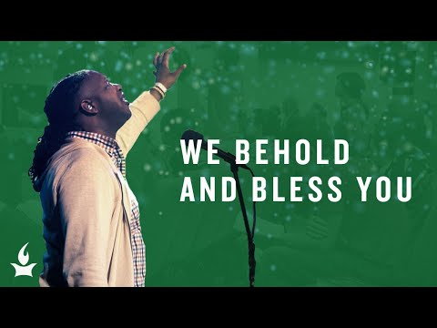 We Behold and Bless You -- Christmas Highlights in the Prayer Room