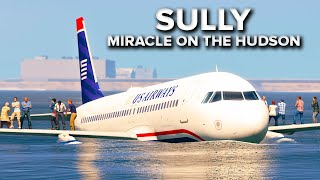 Sully: Miracle on the Hudson - GTA 5 Short Film