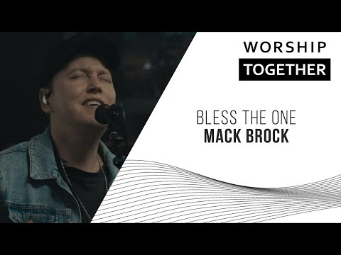 Bless The One // Mack Brock with Matt Maher // New Song Cafe