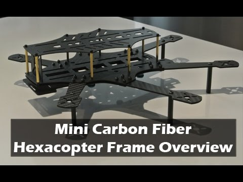 6-axis 290mm Carbon Fiber Hexacopter Frame from Goodluckbuy.com - UCAn_HKnYFSombNl-Y-LjwyA