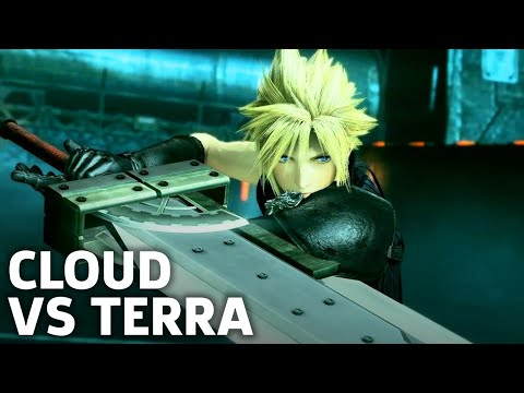 Dissidia Final Fantasy NT Gameplay: Cloud Versus Terra - UCbu2SsF-Or3Rsn3NxqODImw