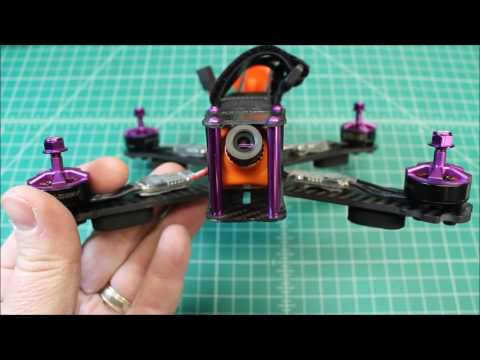 """X-Hover Element 5"""" FPV Race Frame """"Final Thoughts"""" - UCGqO79grPPEEyHGhEQQzYrw"""