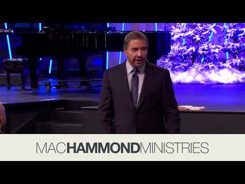 The Big Three: Hope, Part 2 Moment - Mac Hammond