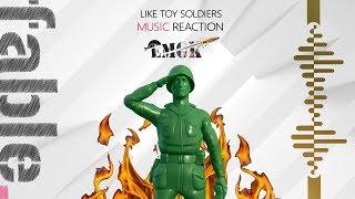 Eminem - Like Toy Soldiers (REACTION) - EMGK Week - Episode 1