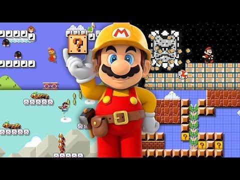 Super Mario Maker IGN Challenge: The Unscalable Mountain - UC_x5XG1OV2P6uZZ5FSM9Ttw