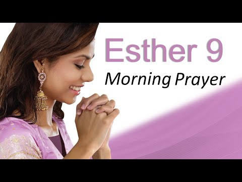 DIVINE REVERSAL - MORNING PRAYER