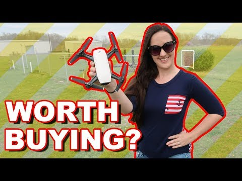 DJI Spark Still Worth Buying In 2019?  Update After 2 Years! - TheRcSaylors - UCYWhRC3xtD_acDIZdr53huA