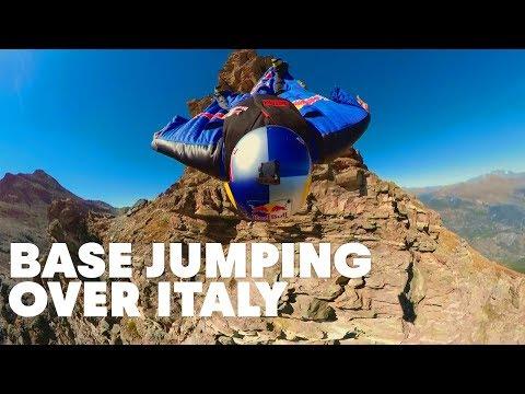Red Bull Air Force BASE Jumps Italy, Part 1 | Miles Above 3.0 - UCblfuW_4rakIf2h6aqANefA