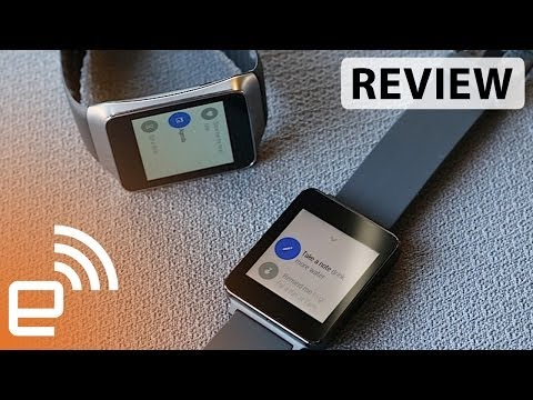 Android Wear review | Engadget - UC-6OW5aJYBFM33zXQlBKPNA