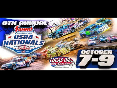 October 7th-9th, 2021:  8th Annual Summit USRA Nationals Presented by MyRacePass - dirt track racing video image