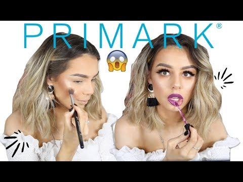 YOU CAN'T BE SERIOUS?! | FULL FACE OF PRIMARK MAKEUP (SUPER AFFORDABLE) - UChOvNDmOmOW_xekEf45MeRw