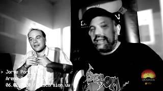 Entrevista a Jorge Portillo en Arena Sonora 2020 (06.02.2020)
