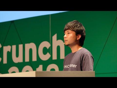 HiCustomer:TechCrunch Tokyo 2018 スタートアップバトル - UCGtxse9uWsRslpIXGK4sPWg