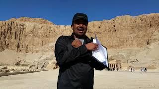 Hapchetsut Temple, Luxor Egypt