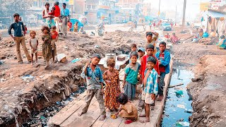 Индия - самая грязная страна. Уличная еда Дели. Роскошный Тадж Махал