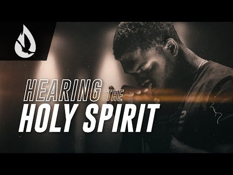 Hearing the Holy Spirit