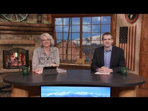 Charis Daily Live Bible Study: Daniel Bennett - March 8, 2021