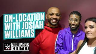 Kacy Catanzaro and Ricochet Share an Interview with Josiah Williams!