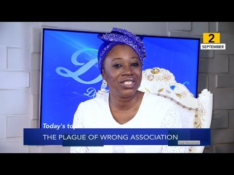 Dr Becky Paul-Enenche - SEEDS OF DESTINY  MONDAY 2ND SEPTEMBER, 2019