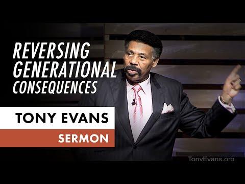 Reversing Generational Consequences  Tony Evans Sermon