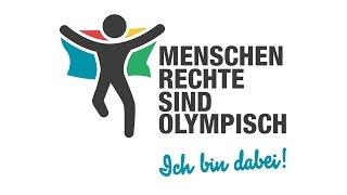 Menschenrechte sind olympisch!