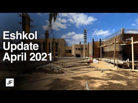 Eshkol April 2021 Update  Jentezen Franklin