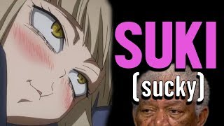 How to Properly Pronounce Anime Words with Morgan Freeman