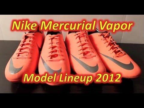 Nike Mercurial Vapor VIII VS Miracle III VS Glide III VS Victory III - Comparison - UCUU3lMXc6iDrQw4eZen8COQ