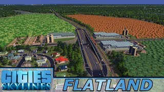 [43] All The Changes Update | Flatland - Cities: Skylines