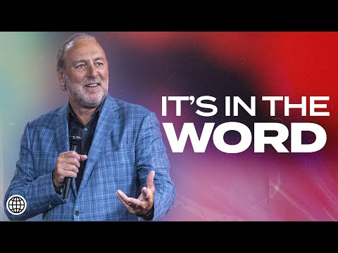 It's In The Word  Brian Houston  Hillsong Church Online