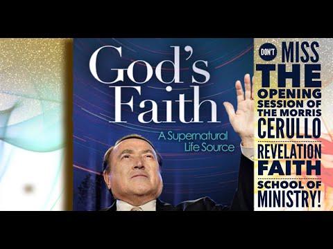 God's Faith: Your Supernatural Life Source!