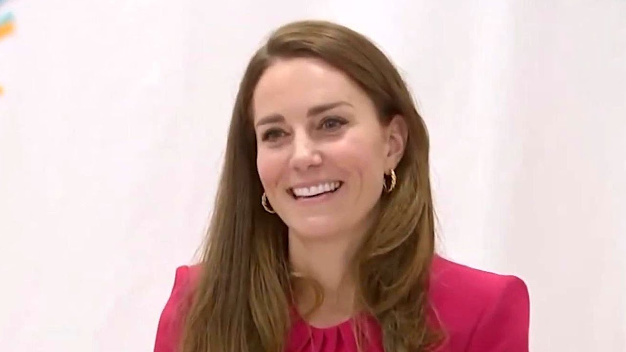 Kate Middleton Says She CANNOT WAIT to Meet Prince Harry and Meghan Markle's Daughter Lilibet
