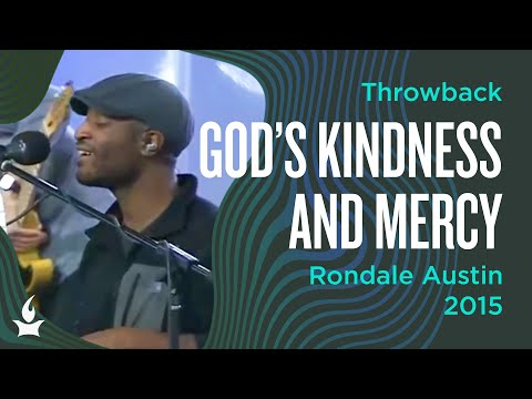 God's Kindness and Mercy (spontaneous) -- The Prayer Room Live Throwback Moment
