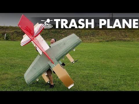 RC Trash Plane - Airplane Boneyard Resurrection - UC9zTuyWffK9ckEz1216noAw