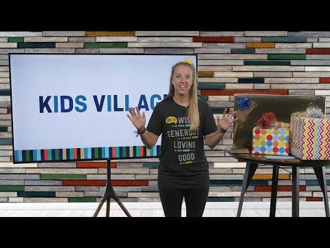 September 20th 2020 Kids Village Lesson