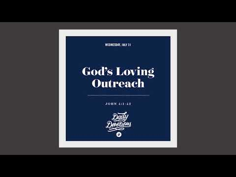 Gods Loving Outreach - Daily Devotional