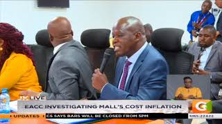 EACC investigations ground operations at Lake Basin Development Authority