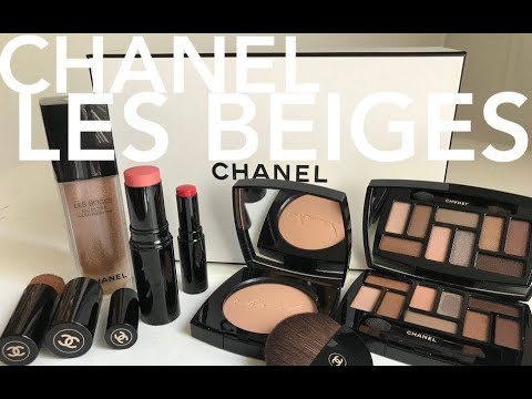 Chanel Les Beiges 2019 Collection: Unbox + Swatch of NEW Water-Fresh Tint and more! - UC95e0FoB3OhYt4WojGFslRg