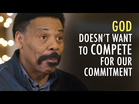 God Won't Compete For Our Commitment - Tony Evans Devotional