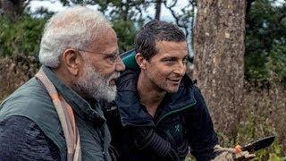Man vs Wild : नजर आया PM मोदी का नया अवतार  || ''ख़बरों का सारथी'' || Knews-India