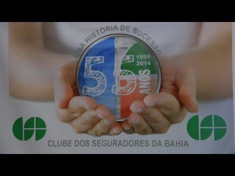 Imagem post: Clube dos Seguradores da Bahia Comemora 55 Anos