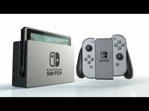 Nintendo Switch - Hardware Overview Trailer - UCKy1dAqELo0zrOtPkf0eTMw